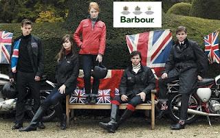 Chaquetas Barbour