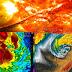 Tormenta solar dispara las alarmas de los científicos / ciclón en EE.UU. y Huracán en África
