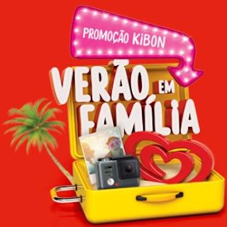 Cadastrar Promoção Kibon Verão em Família 2017 2018 Pacotes Viagem