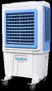 DAIKIO DK-5000B Quạt làm mát không khí 5000 m3/h ( Có điều khiển từ xa)