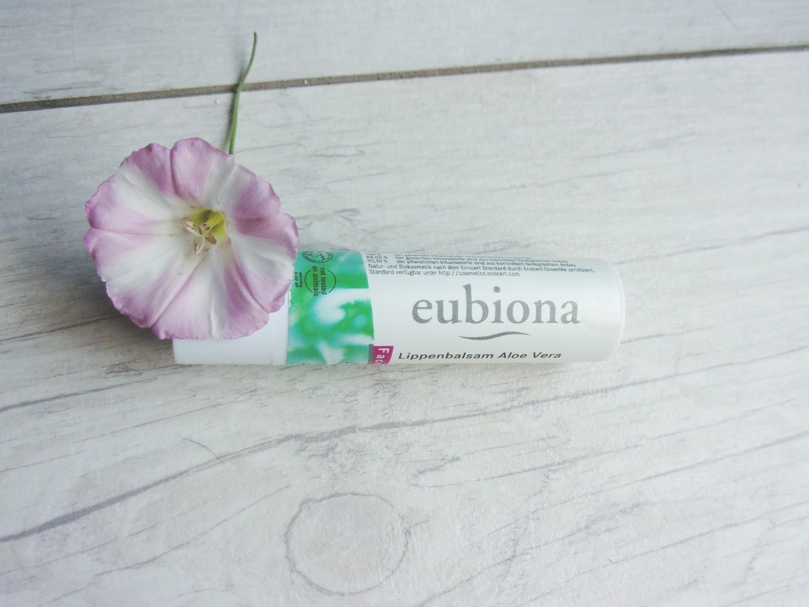 Pomadka aloesowa z Eubiony