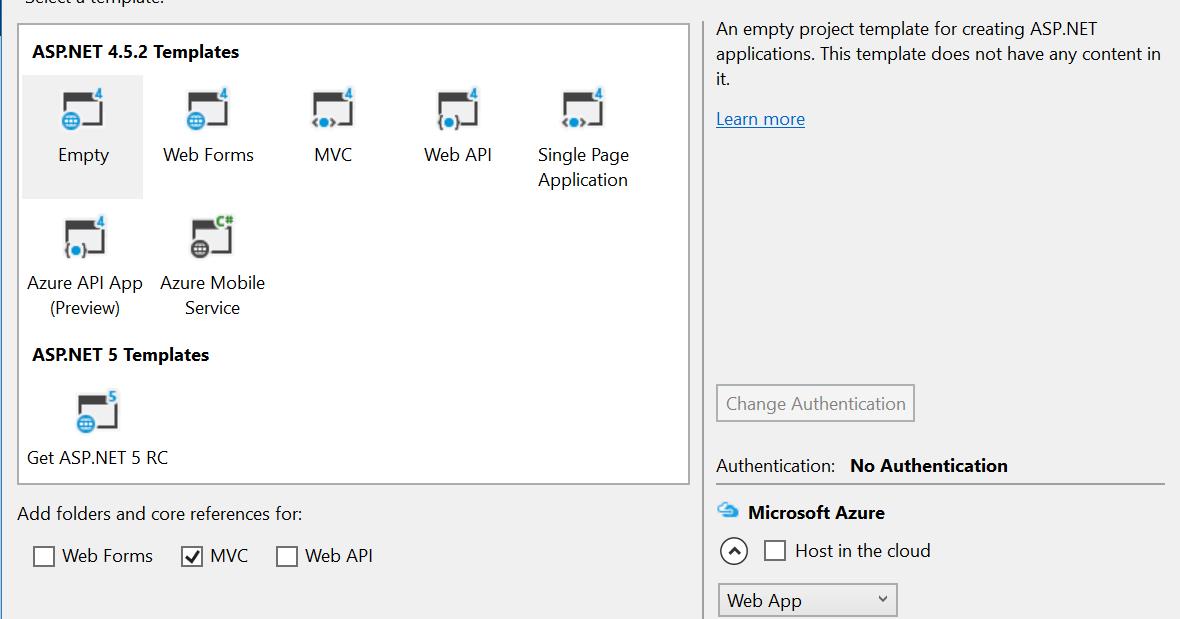 Dot Net Example: CRUD Operations In ASP NET MVC 5 Using