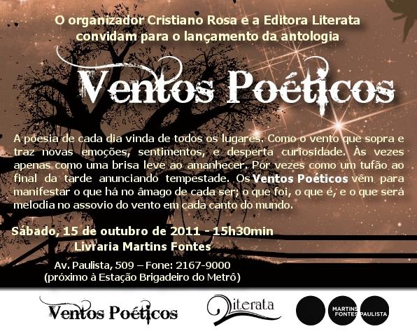 Evento: Ventos Poeticos 17