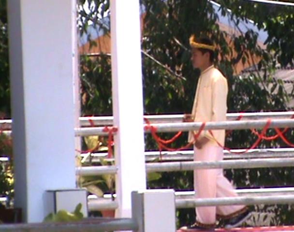 Gustian Ri'pi  - Pemilihan Putri Kartini dan Dodo – Pandin Smansa 2012