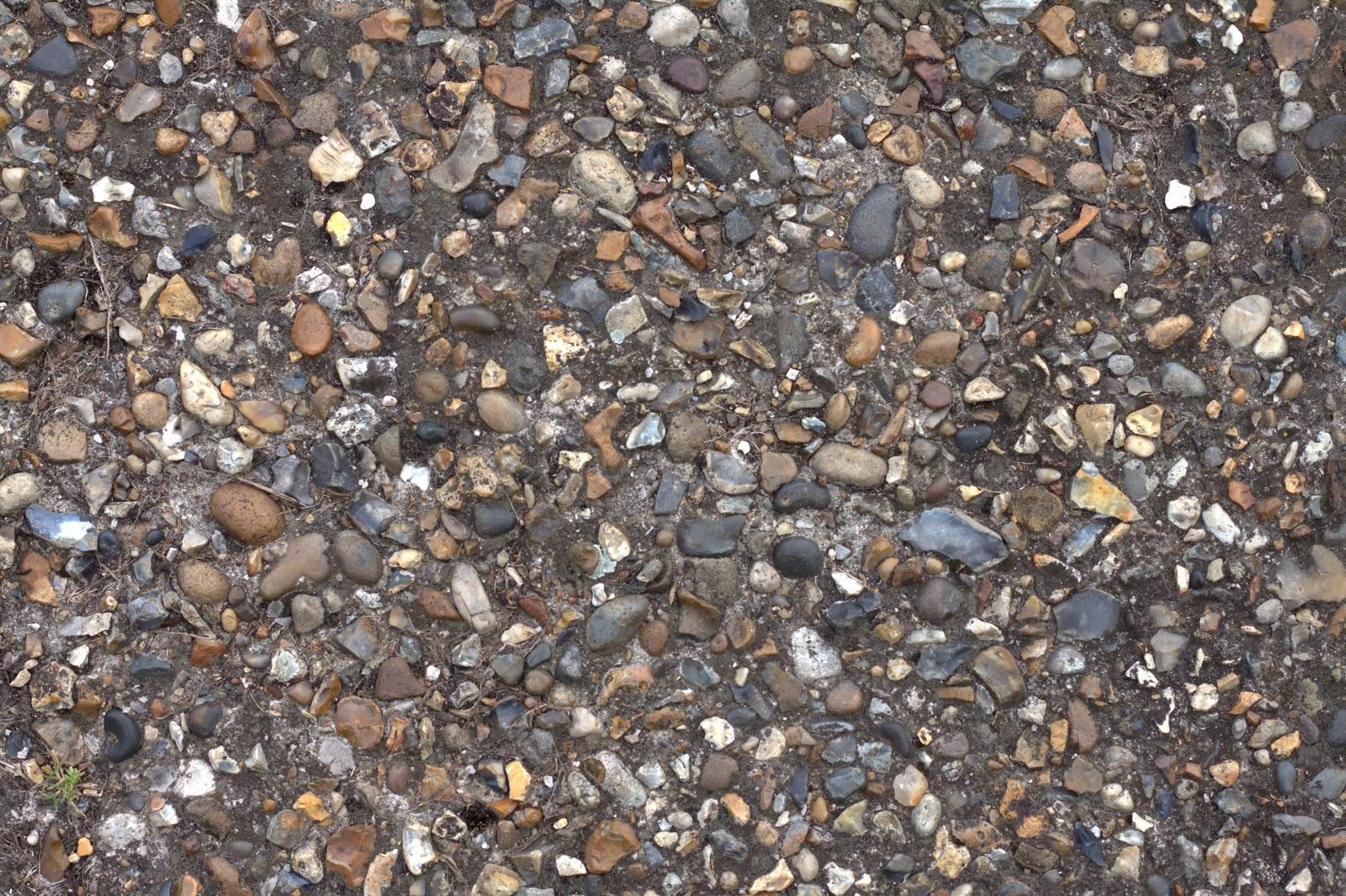 High Resolution Seamless Textures Pebblestone 2 Cobble