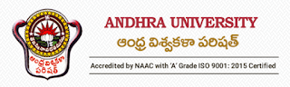 Andhra University Result 2019