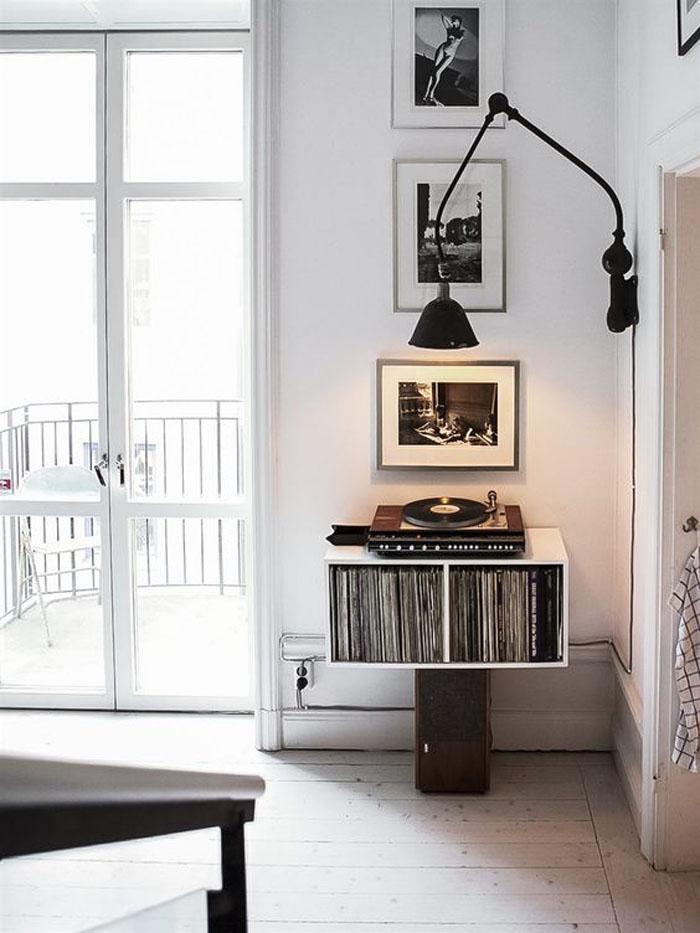 9 Rad Vinyl Record Storage Solutions | Poppytalk