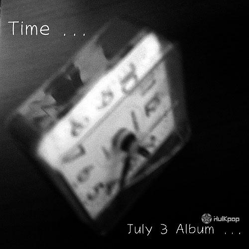 July – Vol.3 Time…