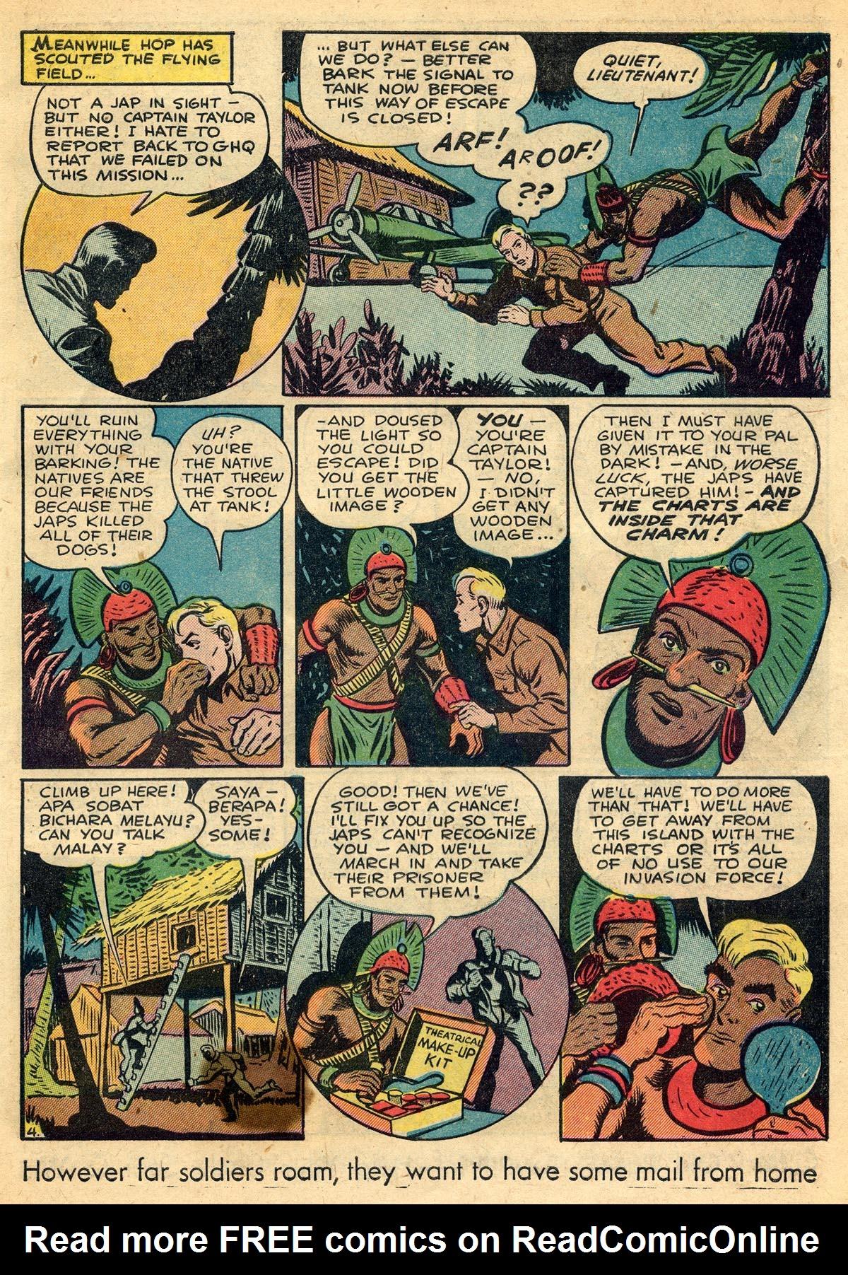 Read online All-American Comics (1939) comic -  Issue #60 - 47