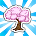 viral cherryblossomrain cherry tree 75x75 - Material CityVille: A cerejeira colossal