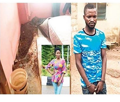 The Suspected Killer Of ex-deputy Governor Of ONDO State's Daughter