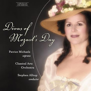 Divas of Mozart's Day CD