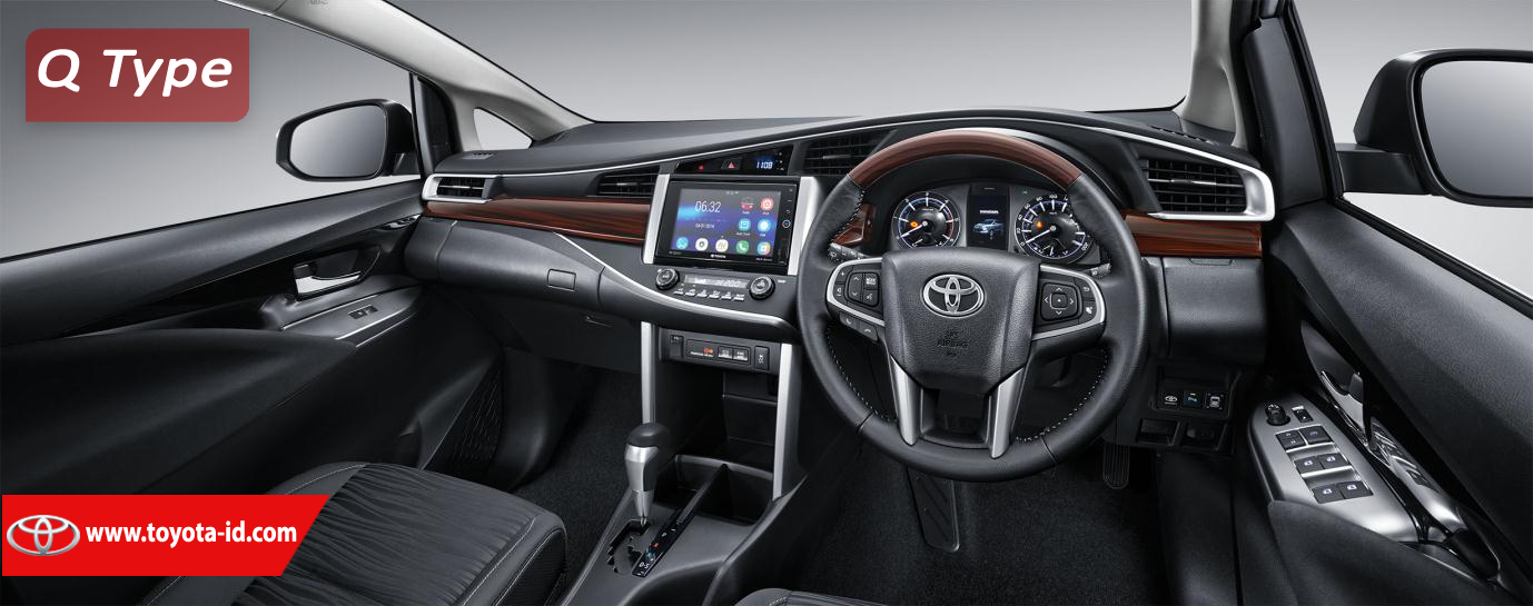 All New Kijang Innova Reborn Harga Grand Avanza Di Makassar Perbedaan Type G, V Dan Q | Toyota Astra ...