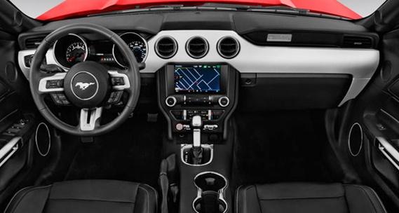 2017 Ford Mustang GT Interior