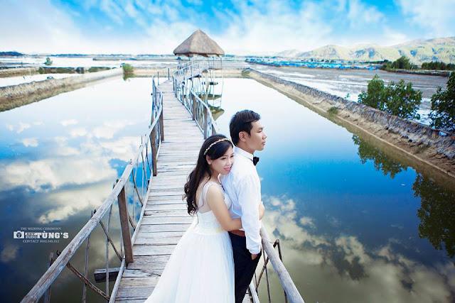 Ảnh cưới ở Xuân Cảnh