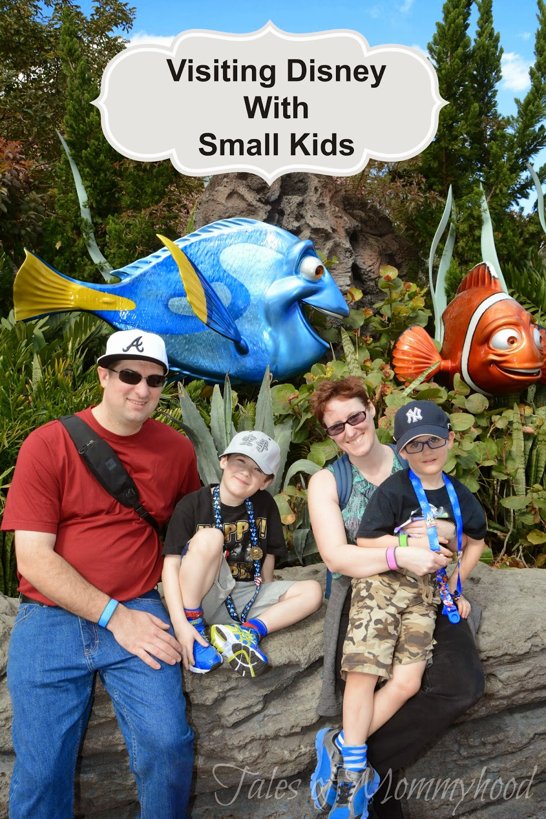 why visit disney with young kids