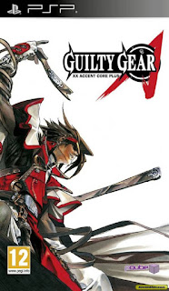Guilty Gear XX Accent Core Plus PSP GAME