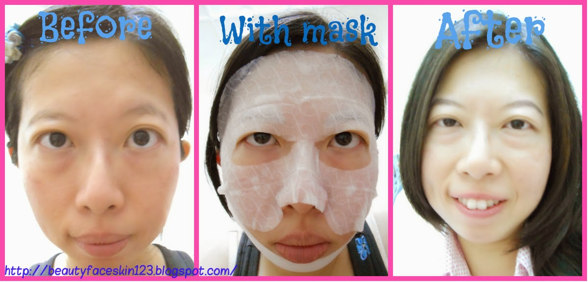 BEAUTY CLINIC MEDIHEAL P.D.F DOUBLE ZONE EFFECT MASK (HYDROGEL MASK)