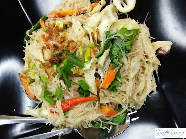 SLIM RIVER, PERAK,Bihun Goreng Singapore Seafood RM 6.90