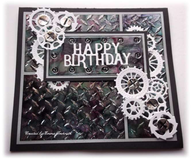 Trenouths Crafty Creations Male Birthday Cards