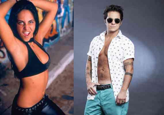 Thammy Miranda antes e depois