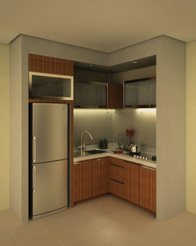 Kitchen Set Jadi: 49+ Gambar Kitchen Set Minimalis Untuk Dapur Kecil Dan