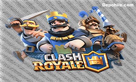 Clash Royale Master V2.3.2-4 Kart,İksir Hileli Apk Ekim 2018