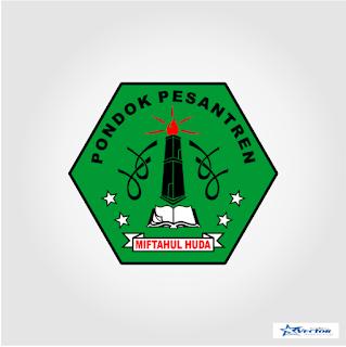 Ponpes Miftahul Huda Logo Vector cdr