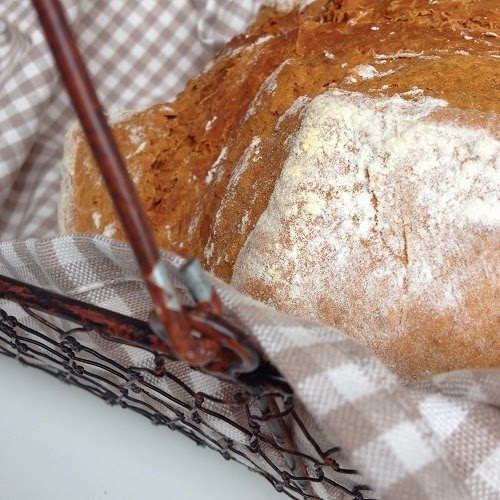 Irish Soda Bread aus dem River Cottage nach Hugh Fearnley-Whittingstall