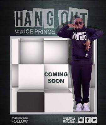 Celebrity Hangout with Ice Prince