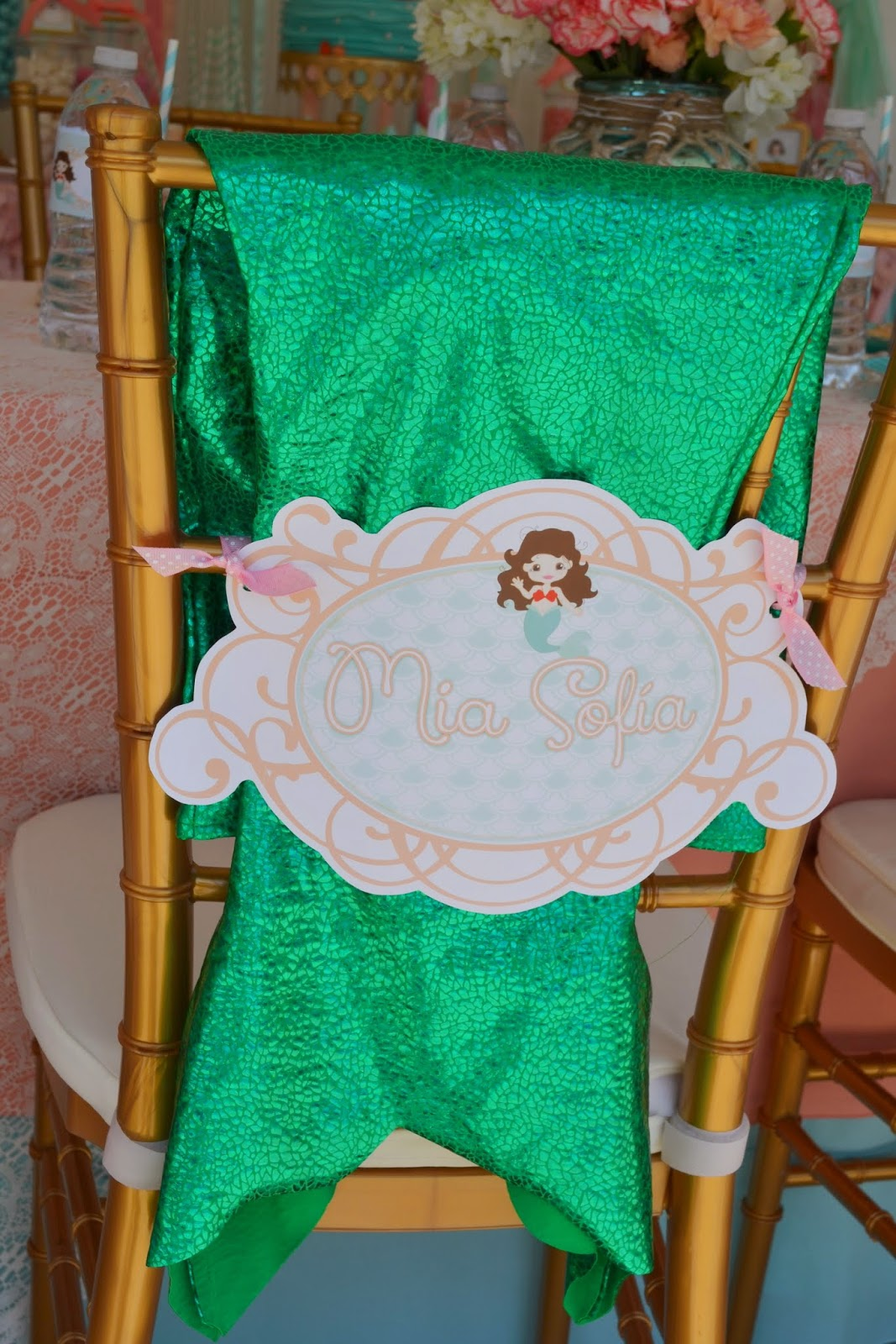 Partylicious Events Pr Mermaid Tails Birthday