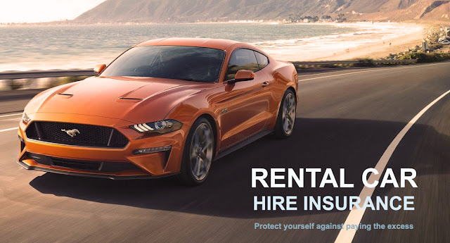 BEGINNERS GUIDE TO RENTAL CAR HIRE INSURANCE