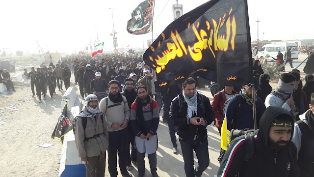 Arbaeen - Ashura 40th - Shia Muslims