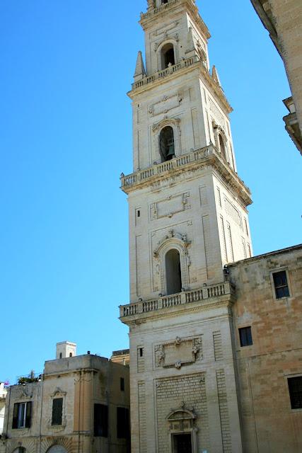 campanile, cielo, monumento
