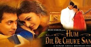 Sinopsis Singkat Film Hum Dil De Chuke Sanam (1999)