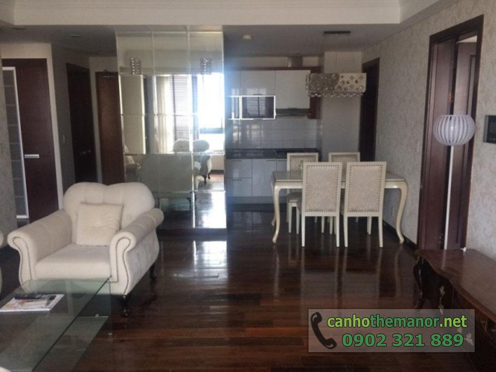 Tổng hợp căn hộ bán có giá tốt tại The Manor 1 và The Manor 2 HCM - hình 4