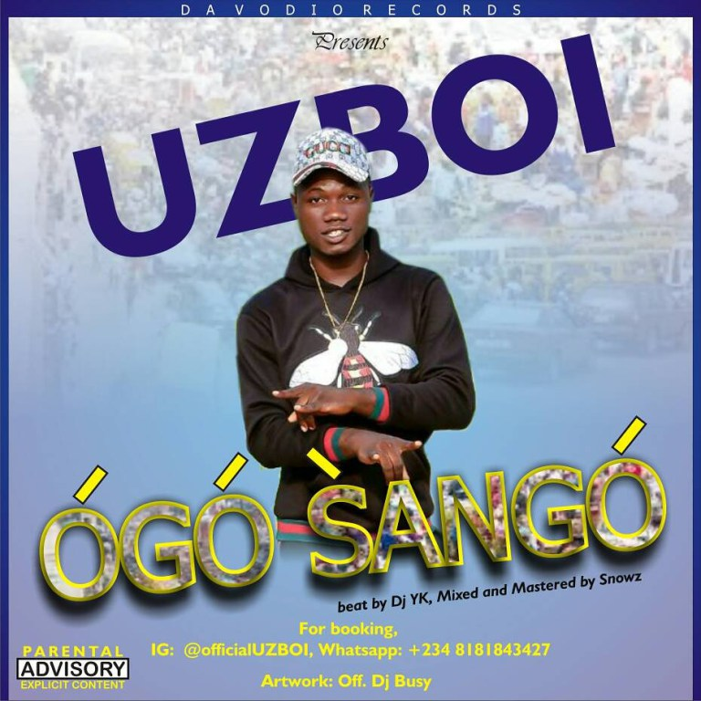 MUSIC]: Uzboi – Ogo Sango (Prod  By Snowz) - Welcome to