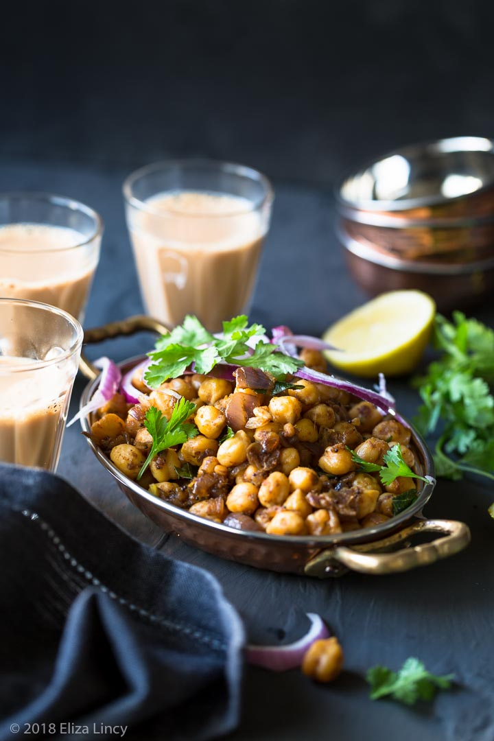 chana masala sundal recipe