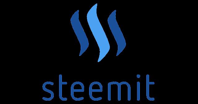 Steemit Logo no background