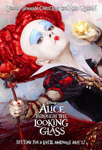 Alice Through The Looking Glass (BRRip 720p Dual Latino / Ingles) (2016)