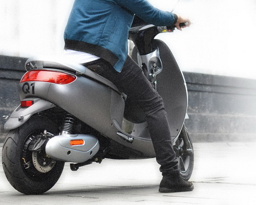 Tinuku Viar Q1 electric scooter has officially hit market