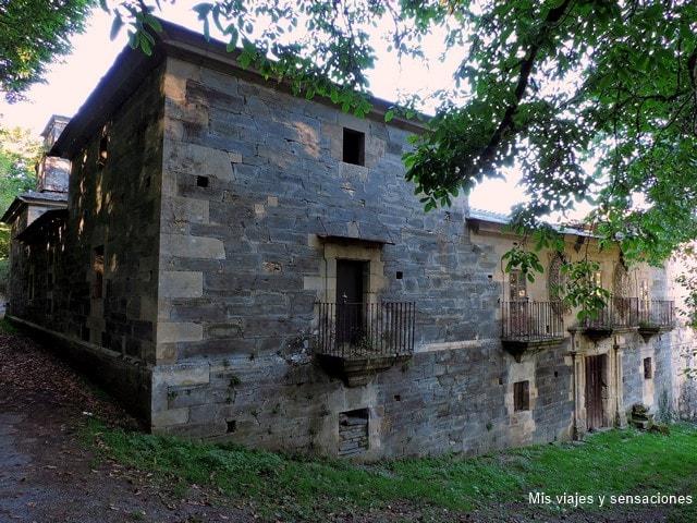 Palacio de Mon, Reserva de los Oscos, Asturias
