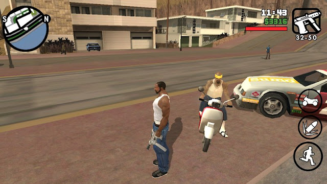 Random Vehicles for Gang Members Mod