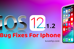 Latest Apple iOS 12.1.2 For Iphone