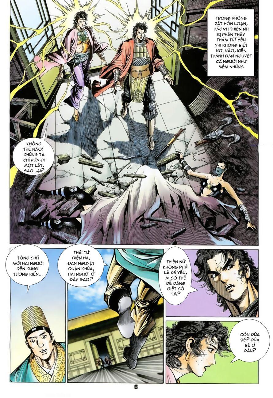 Đại Đường Uy Long chapter 73 trang 6
