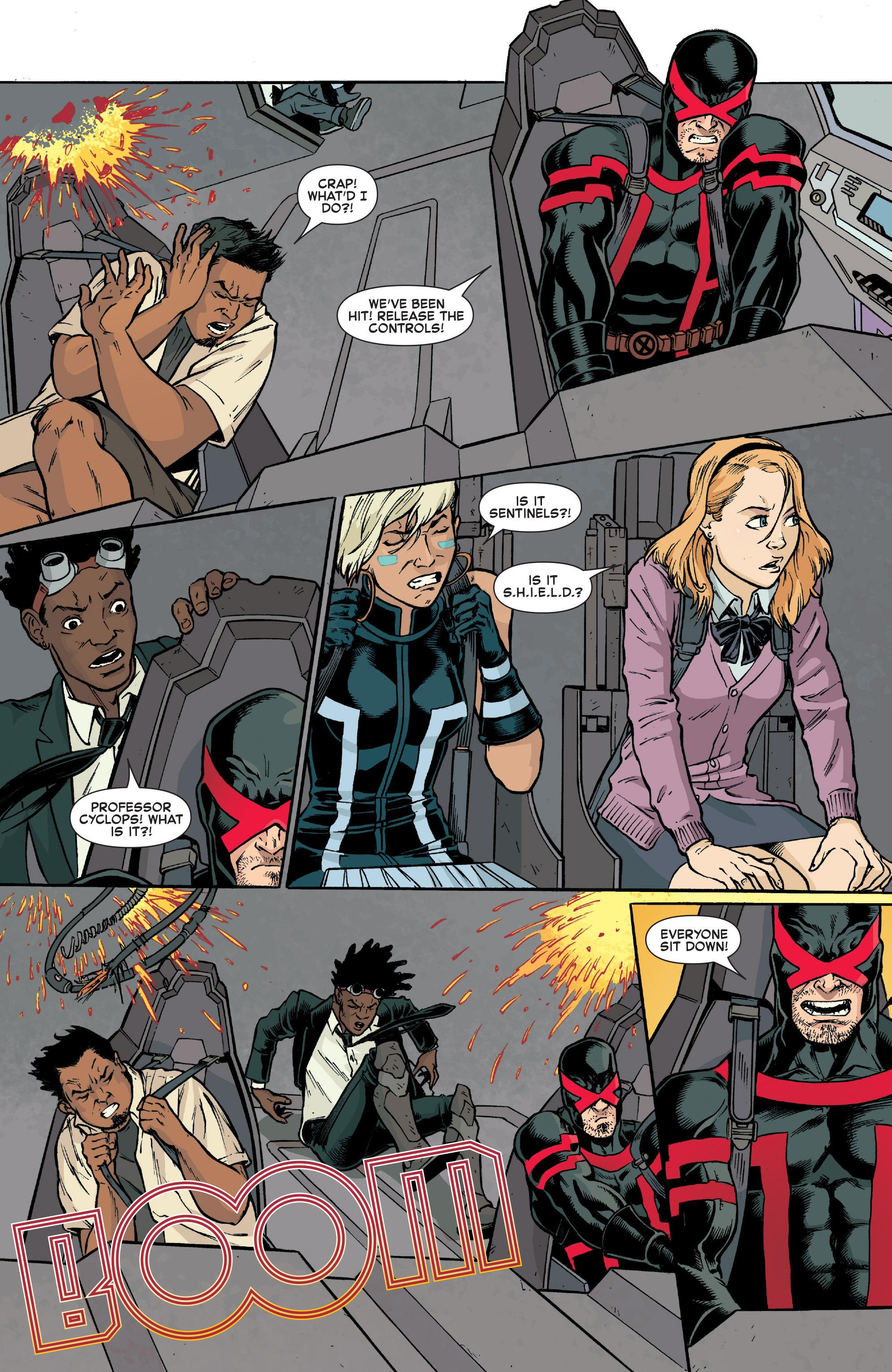 Read online Uncanny X-Men (2013) comic -  Issue # _Special 1 - 8