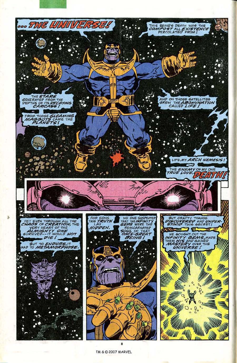 Read online Silver Surfer (1987) comic -  Issue #44 - 10