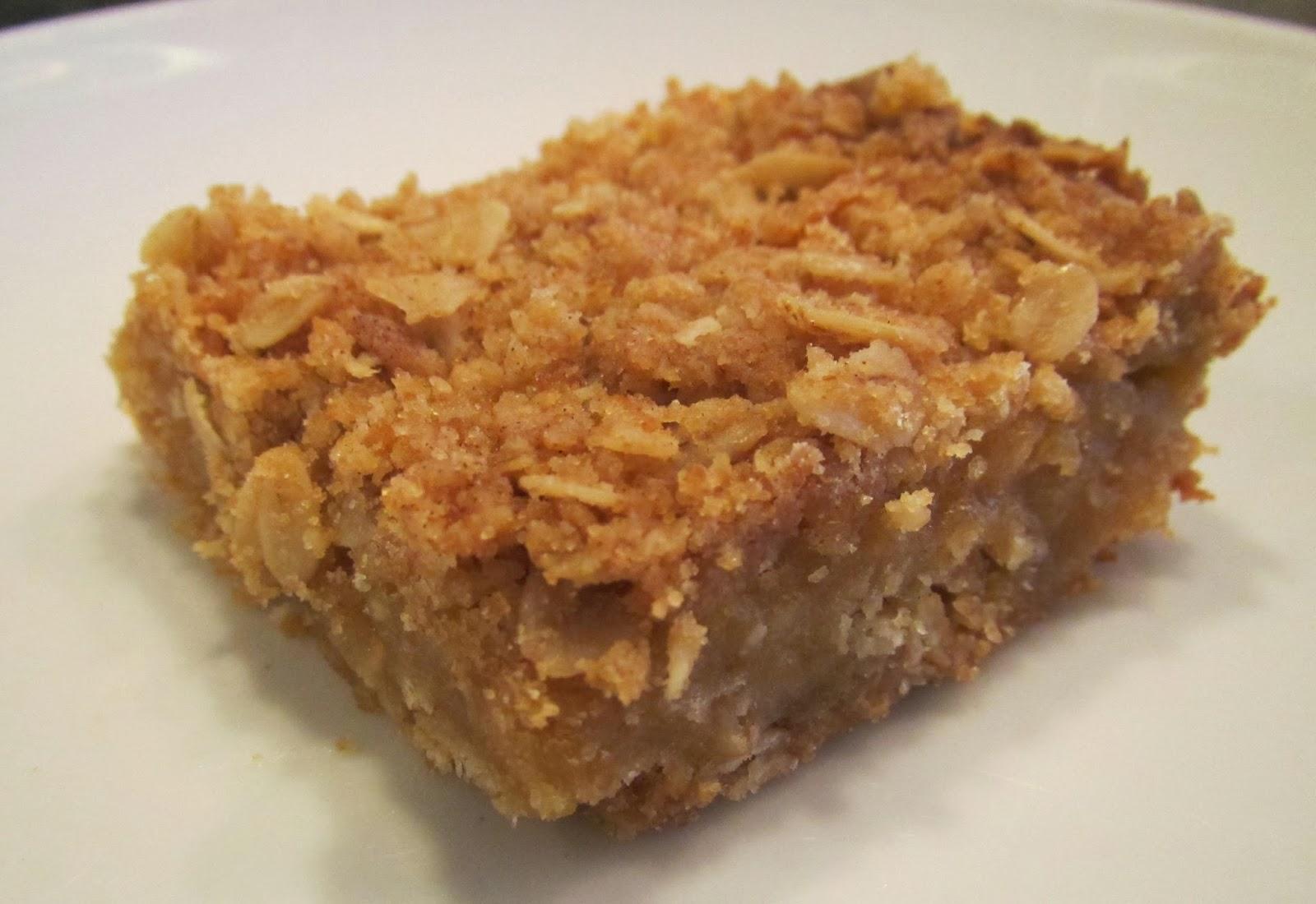 Successfully Gluten Free Oatmeal Peach Amp Mango Bars