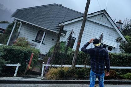 Foto-foto Rumah 'Miring' Ini Bikin Pusing Netizen