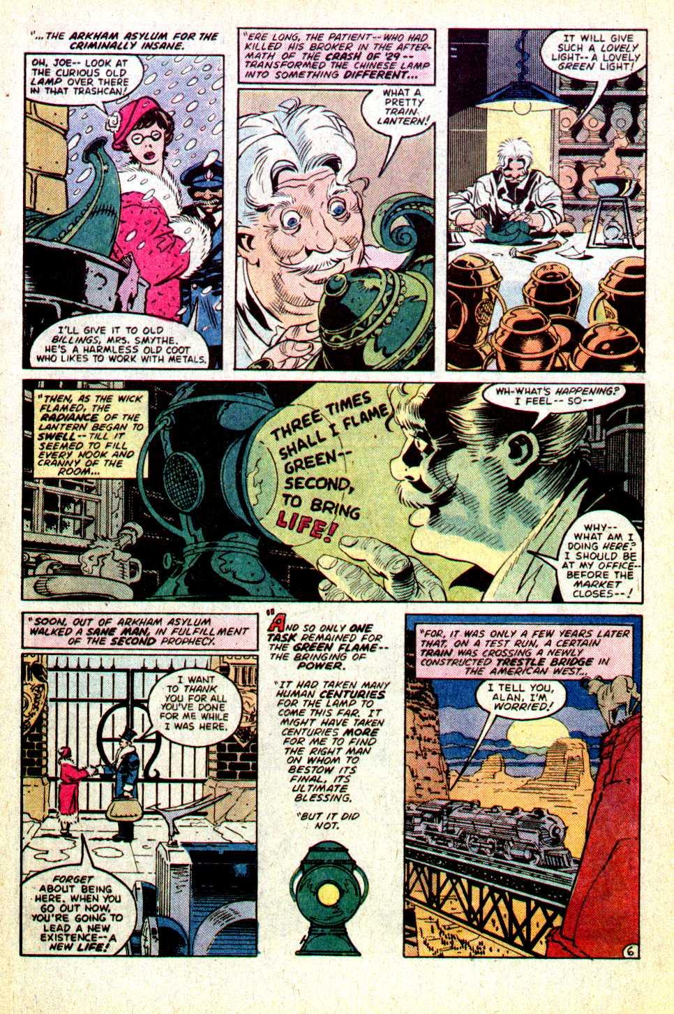 Read online Secret Origins (1986) comic -  Issue #18 - 23
